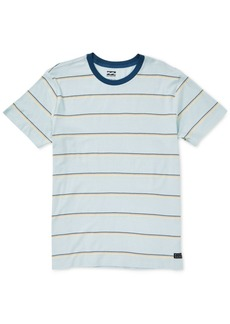 Billabong Men's Die-Cut Striped T-Shirt
