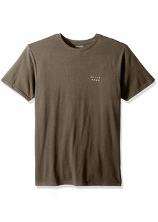 Billabong Men's Die Cut Theme Tee  L