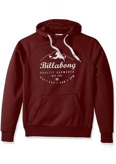Billabong Men's Downhill Fleece Hoody  M