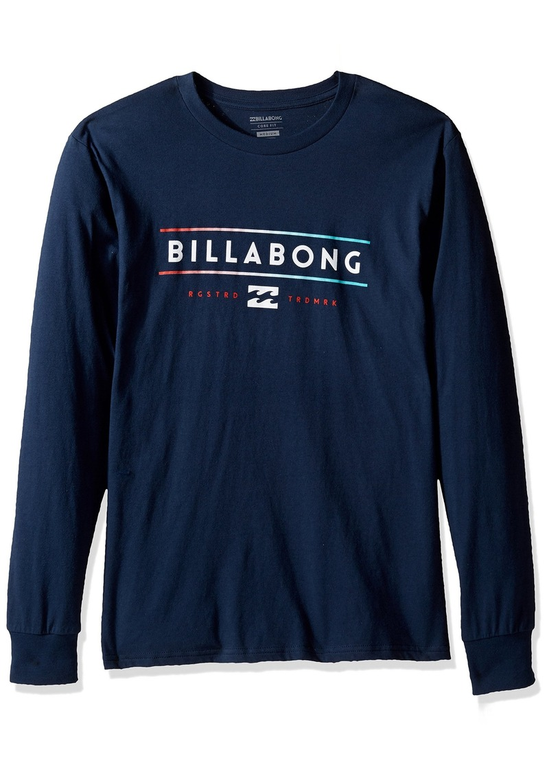 84ee05f9e6eb Billabong Billabong Men's Dual Unity Long Sleeve T-Shirt | T Shirts