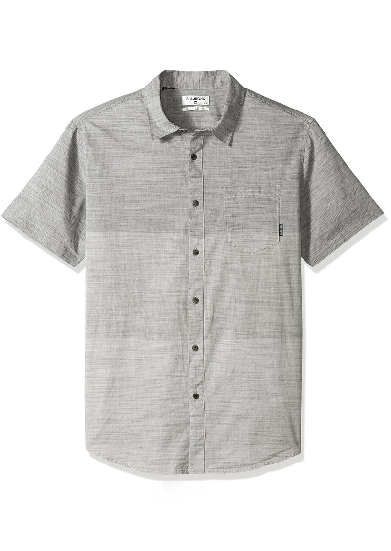 Billabong Men's Faderade Short Sleeve Shirt  S