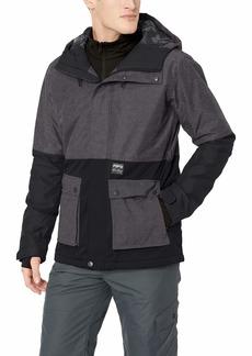 Billabong Men's Fifty 50 Insulated Snow Jacket  M