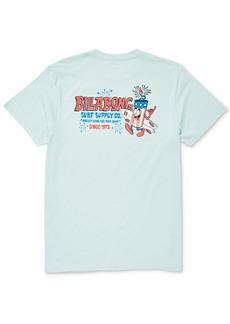Billabong Men's Firecracker Graphic T-Shirt