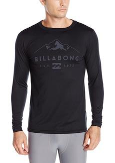 Billabong Men's First Layer Technical Snow Top