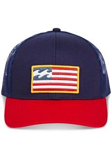 Billabong Men's Flag Trucker Hat