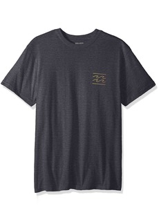 Billabong Men's Flat Line Tee  XL