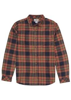 Billabong Men's Freemont Flannel Long Sleeve