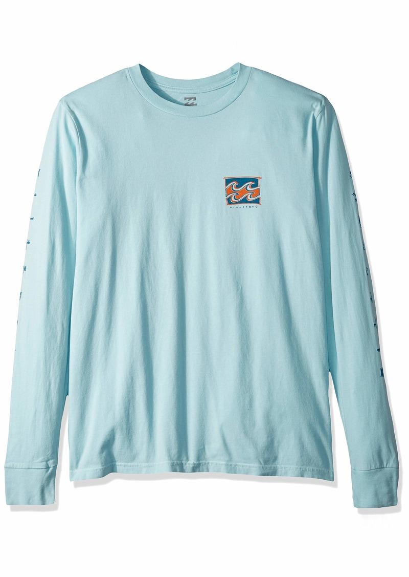 Billabong Men's Gavin Long Sleeve T-Shirt  2XL