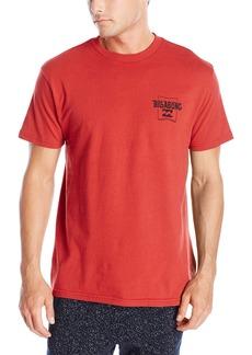 Billabong Men's Greased Short Sleeve T-Shirt