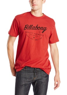 Billabong Men's Halfway Short Sleeve T-Shirt