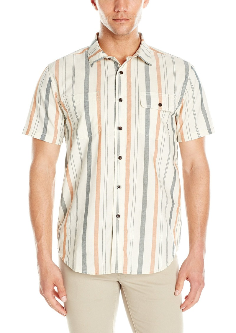 Billabong Men's Hendrix Woven Short Sleeve Shirt