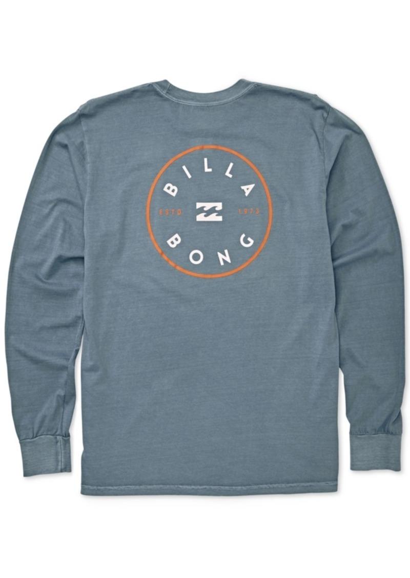 Billabong Men's Logo Graphic Shirt