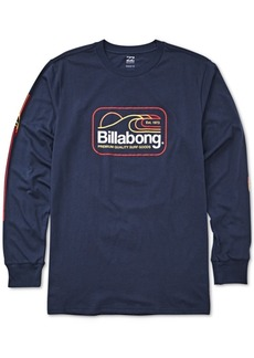 Billabong Men's Logo Graphic Shirt