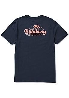 Billabong Men's Logo Graphic T-Shirt