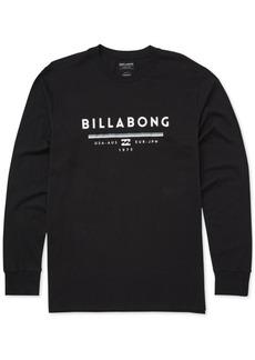 Billabong Men's Logo Long-Sleeve T-Shirt