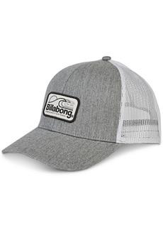 Billabong Men's Logo Walled Trucker Hat