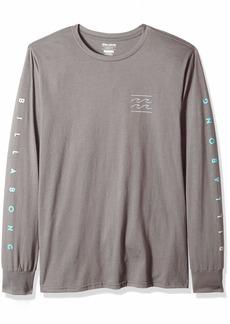 Billabong Men's Unity Sleeves Long Sleeve Graphic T-Shirt Shirt
