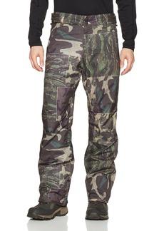 Billabong Men's Lowdown Snowbard Pant camo M
