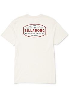Billabong Men's Mcm Logo Graphic T-Shirt