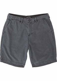 Billabong Men's New Order Overdye Hybrid Short
