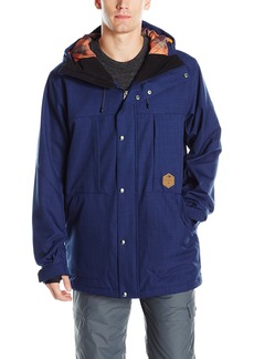 Billabong Men's North Pole Insulated Snow Jacket
