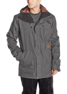 Billabong Men's North Poleshell Snow Jacket