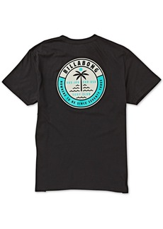 Billabong Men's Nowhere To Be Graphic T-Shirt