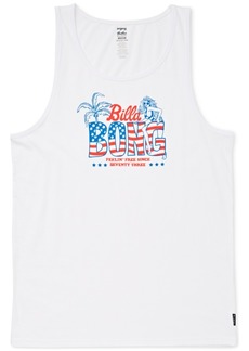 Billabong Men's Oohlala Flag Tank