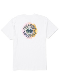 Billabong Men's Ooze Logo Graphic T-Shirt