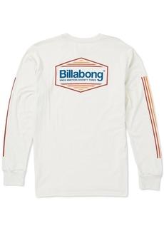 Billabong Men's Pacific Logo Graphic T-Shirt