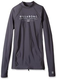 Billabong Men's Performance Fit Long Sleeve Rashguard