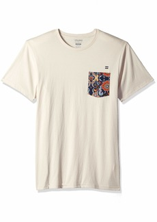 Billabong Men's Pocket T-Shirts  S