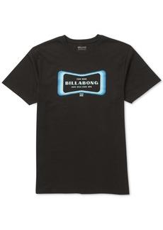 Billabong Men's Pulse Logo Graphic T-Shirt