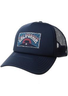 Billabong Men's Republic Ca Trucker Hat