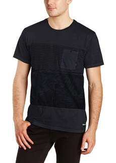 Billabong Men's Rockaway Short Sleeve Crew Shirt