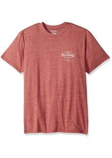 Billabong Men's Rockaway Tee  S