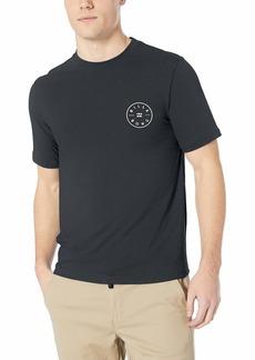 Billabong Men's RotorLoose Fit Short Sleeve Rashguard  XXL