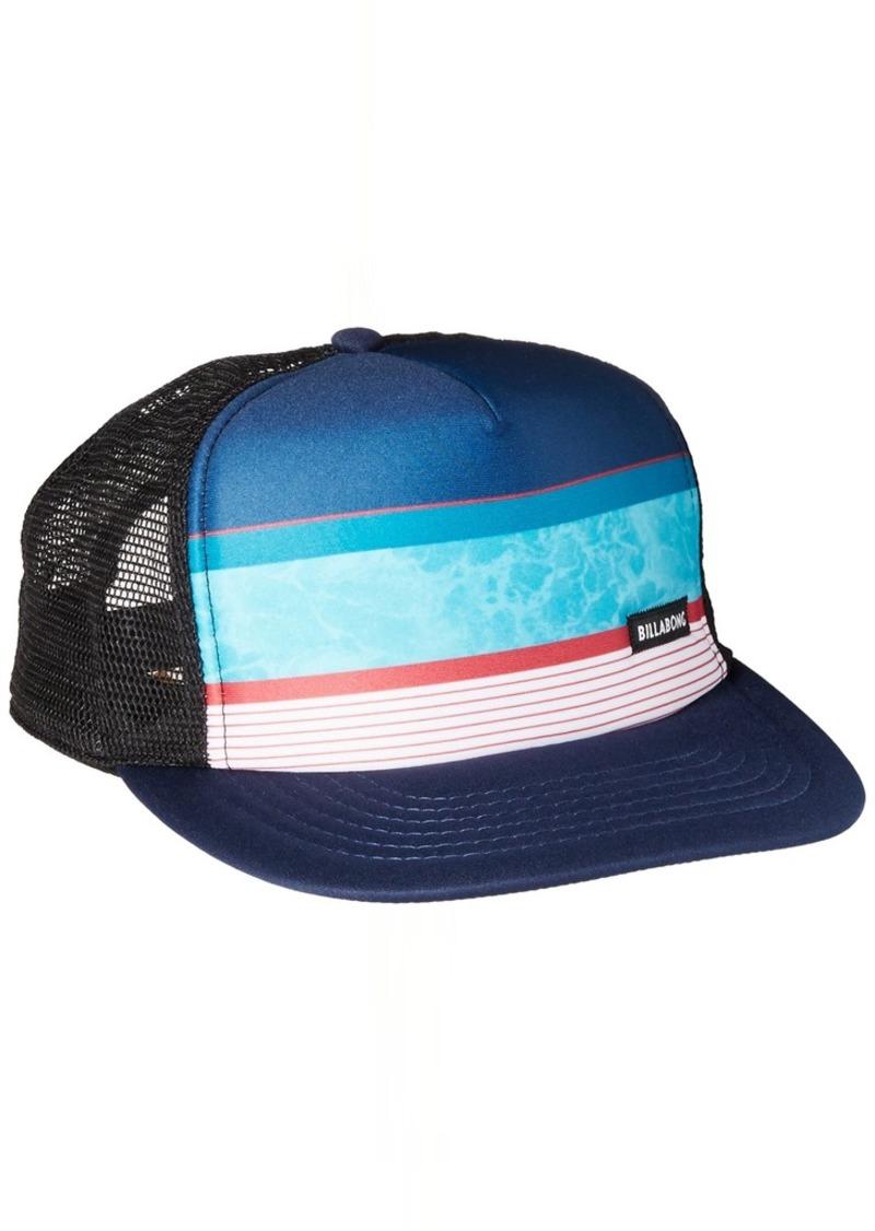 Billabong Men's Spinner Adjustable Trucker Hat