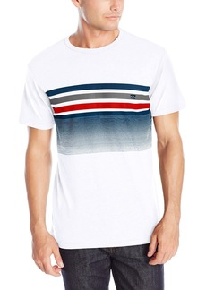 Billabong Men's Spinner Ombre Short Sleeve T-Shirt