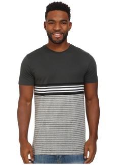 Billabong Men's Spinner Short Sleeve Knit Crew T-Shirt