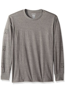 Billabong Men's Stacked Long Sleeve Tee  XL