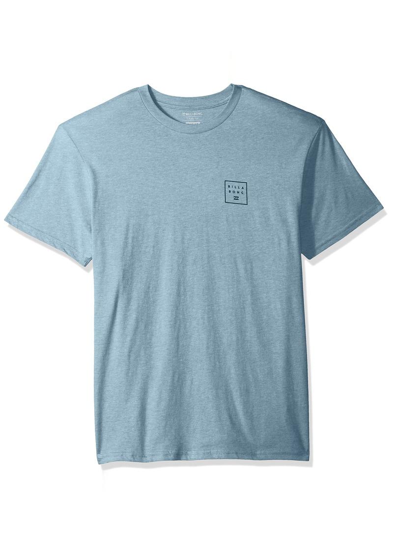 Billabong Men's Stacked T-Shirt  2XL