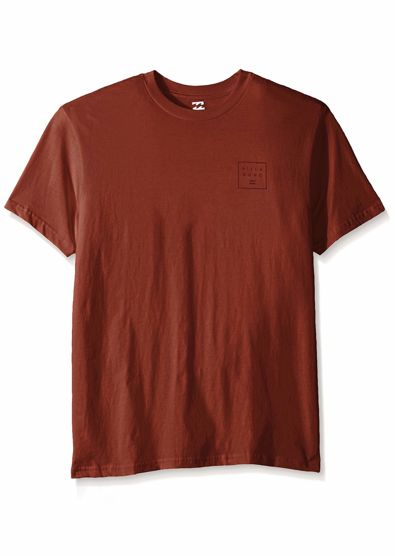 Billabong Men's Stacked T-Shirt