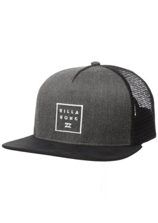 Billabong Men's Stacked Trucker Hat