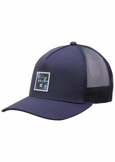 Billabong Men's Stacked Trucker Hat  ONE
