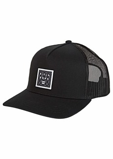 Billabong Men's Stacked Trucker Hat  One