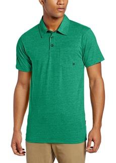 Billabong Men's Standard Issue Short Sleeve Knit Polo Shirt
