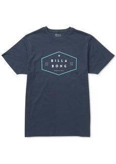 Billabong Men's Stretch Logo Graphic T-Shirt