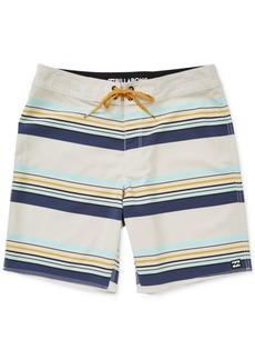 """Billabong Men's Stripe 19"""" Board Shorts"""