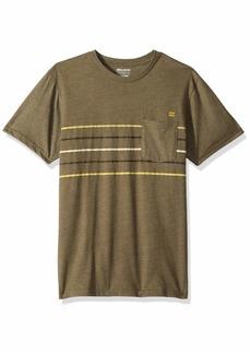 Billabong Men's Stripe Tee  XL